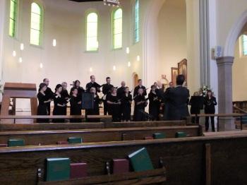 Photo of SMM Gallery choir